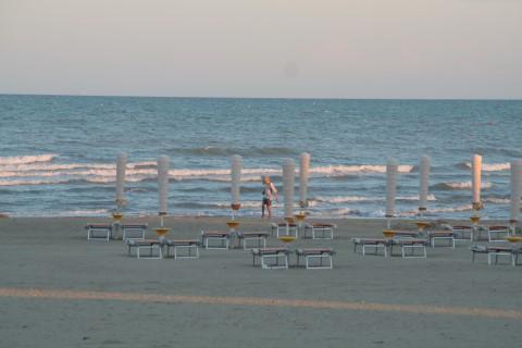 Strand Italien 2014