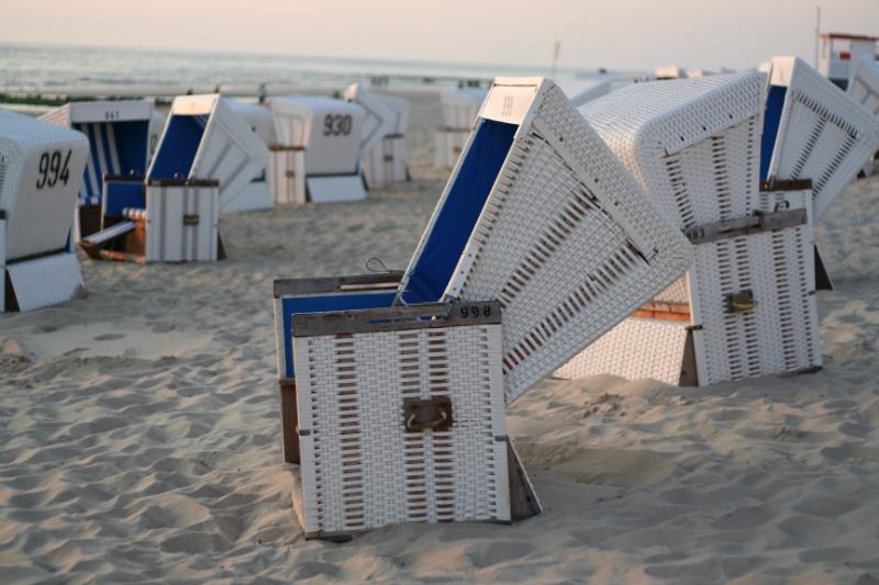 Sylter Strandkorb