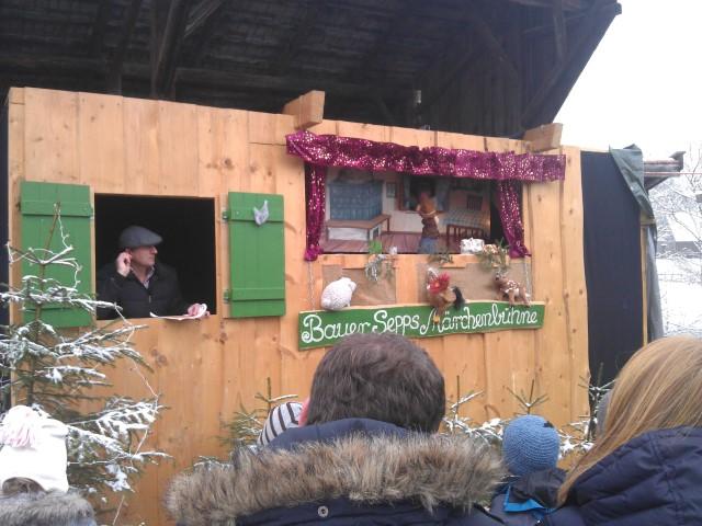 einfach wunderschön – Christkindlmarkt im Freilichtmuseum Glentleiten