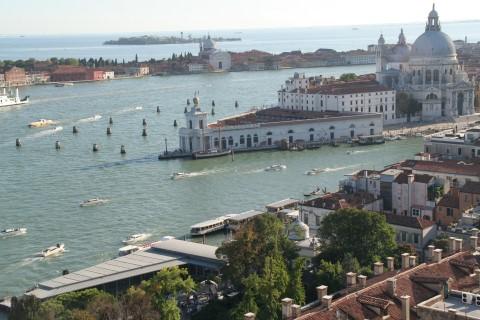 Lagune vom Markusturm