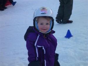Villa Lustig in Lenggries – Skispaß und Schneespaß schon für die Kleinsten